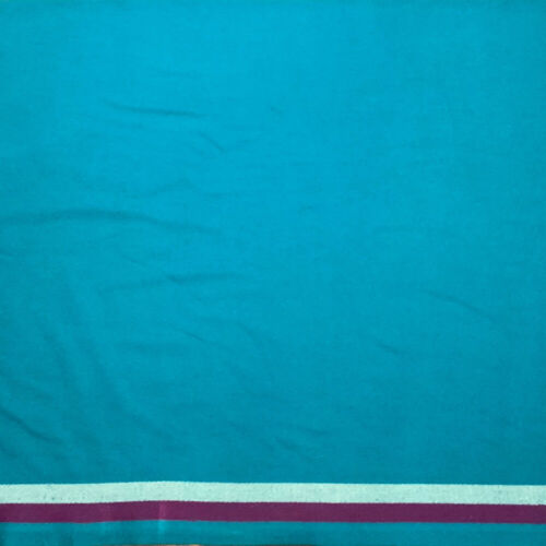 TRADE CLOTH 3-Band Turquoise 100% WOOL