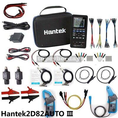 Hantek 4 In 1 Automotive Diagnostic 2ch Oscilloscope Multimeter Signal Source