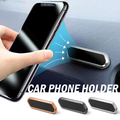 Strip Magnetic Car Phone Holder Stand For Cell Phone Magnet Mount Accessories