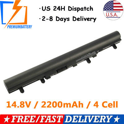 New Battery AL12A32 For ACER Aspire V5-431 V5-471 V5-531 V5-551 V5-571 Laptop p