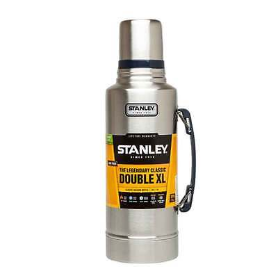 Stanley The Legendary Classic Extra Large Vacuum Bottle 2Qt 1.9L Stainless Steel