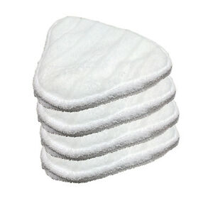 4 Steam Mop Pads for Dirt Devil Easy Pad AD50000 PD20000 PD20000B PD20000BPC