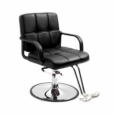 Hydraulic Barber Salon Chair Styling for Hair Cutting Beauty SPA Shampoo Tattoo for sale  Canada