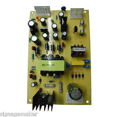 Power Supply Board For Redsail Vinyl Cutter Plotter Rs360c 500c 720c 1360c