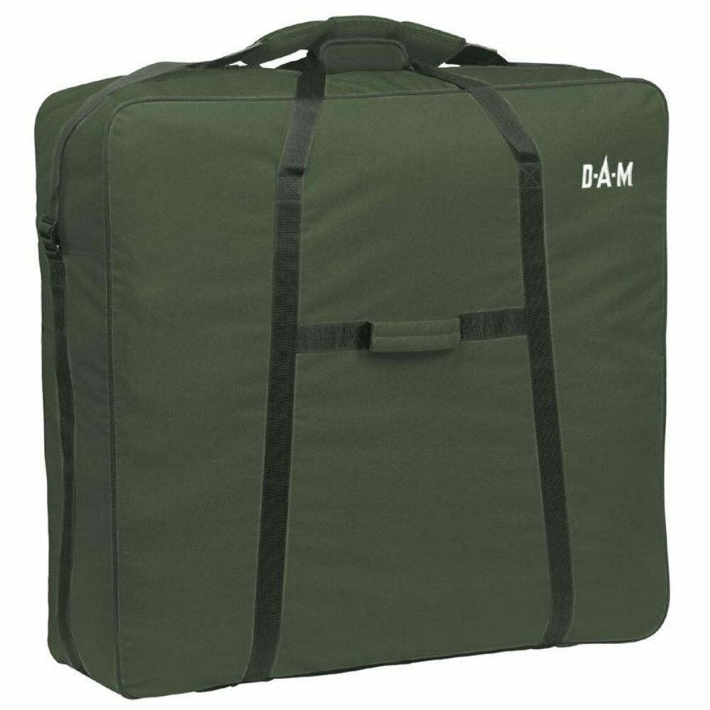 DAM Tragetasche für Karpfenliegen, Bedchair Bag, Tasche, Liegentasche, Bed Chair