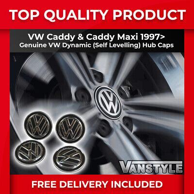 VW CADDY T5 T6 GENUINE STEEL WHEEL HUB CAP CENTRE COVER  2K0 601 149 C