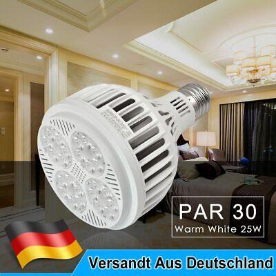 Par30 Spot (E27 25W=200W PAR30 LED Strahler Spot Rampenlicht 3100LM Warm/Neutral/Kaltweiß)