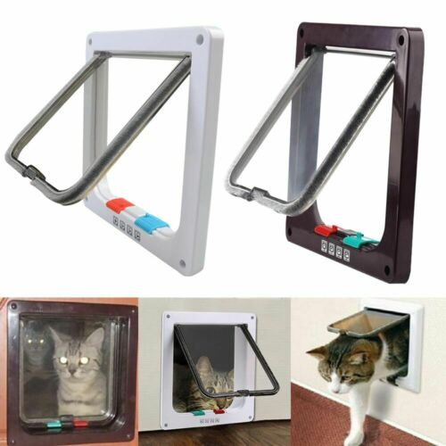 4 way pet cat puppy dog magnetic