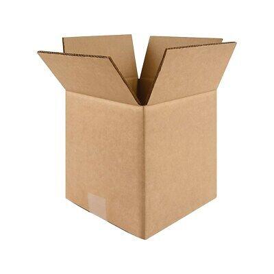 Staples 12 X 12 X 12 Shipping Boxes Kraft 25bundle 60-121212 693872