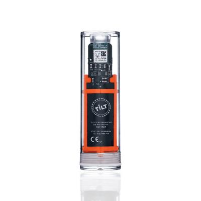 GENUINE Tilt Bluetooth Hydrometer & Thermometer Home Brew Test Beer Wine  ORANGE