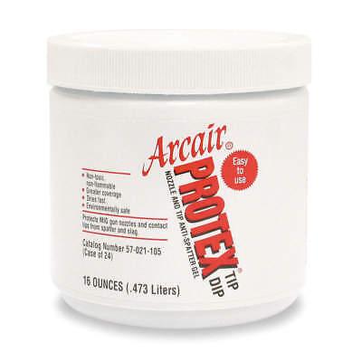 ARCAIR Anti-Spatter, 16 Oz, Jar, -40 to 120 F (TJ)