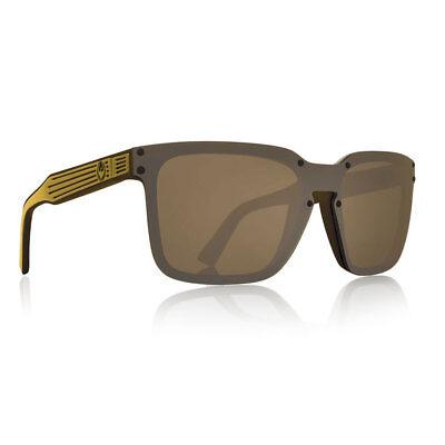 Dragon Alliance Mansfield Sunglasses Matte Tort Frames Bronze Lenses