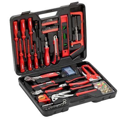 Meister Werkzeugkoffer 60 teilig für den Haushalt