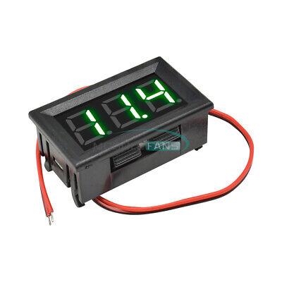 0.56led Green Voltmeter Digital Voltage Ac70-500v Panel Volt Ammeter Meter