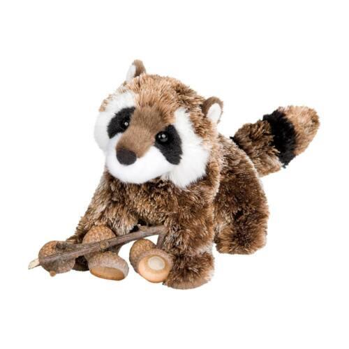 PATCH the Plush RACCOON Stuffed Animal - by Douglas Cuddle Toys - #4034