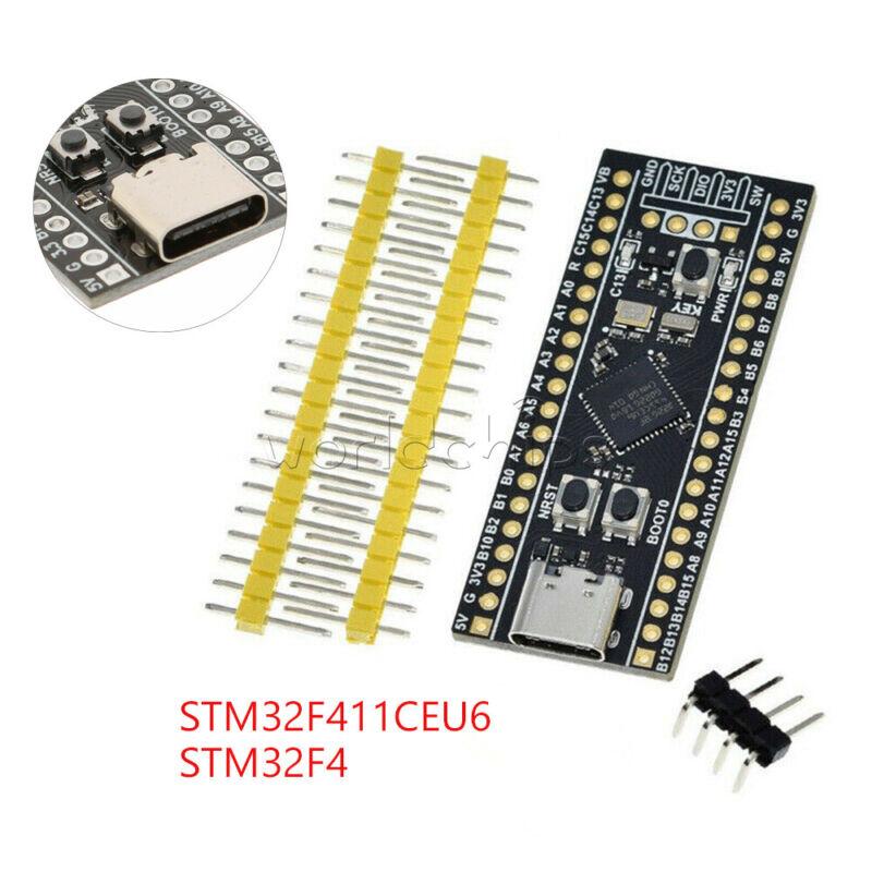 Stm32f411ceu6 Stm32f4 Core Minimum System Development Board Module Type-c