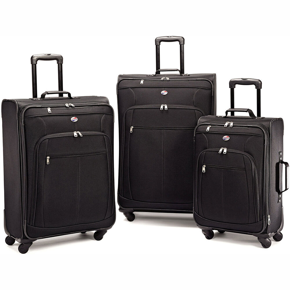 American Tourister Pop Plus 3 Piece Luggage Set (21