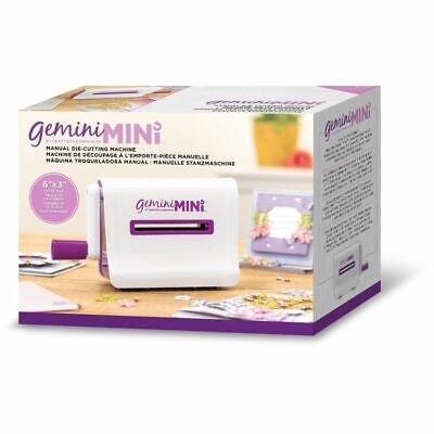Crafter's Companion Gemini Mini - Manual Die-Cutting and Embossing Machine for sale  Shipping to Nigeria