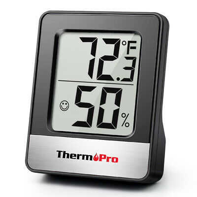 ThermoPro mini  LCD Digital Indoor Hygrometer Thermometer Humidity Monitor Meter