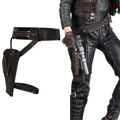 Costume Gun Holster (Jyn Erso Belt Gun Holster Star Wars Strap Cosplay Costume Props Accessories)