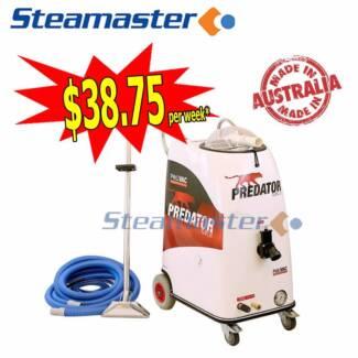 Polivac Predator MKII Carpet Tile Cleaning Machine For Sale
