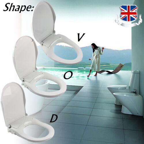 Non Electric Bidet Toilet Seat Dual Nozzles Bathroom Practical Toilet Sprayer Uk Ebay
