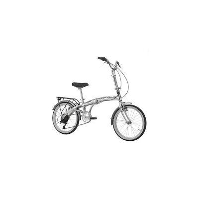 Bicicleta Plegable 20 JUMPERTREK Car Bicicleta 6v Brillante (Shimano Revo-Shift)