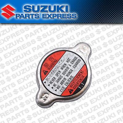NEW SUZUKI GSXR GSX-R 600 750 1000 GENUINE OEM 1.1 RADIATOR CAP 17730-08J00