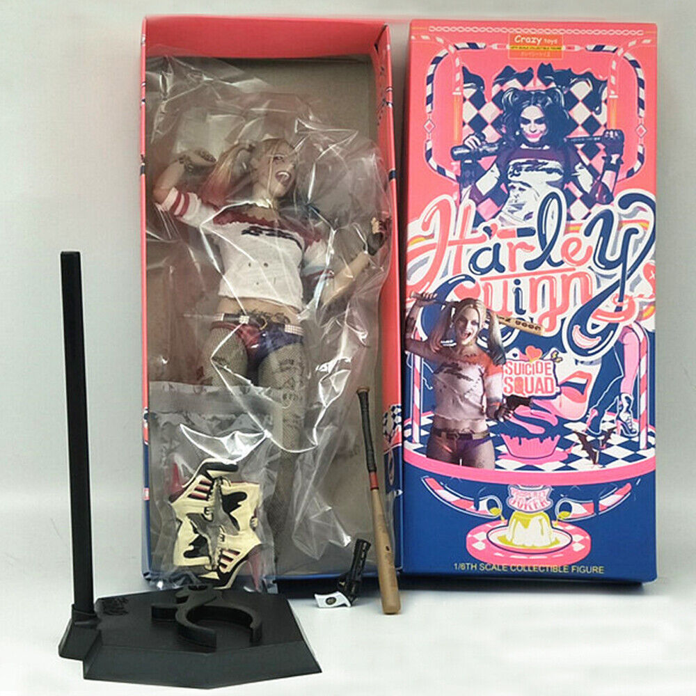 Crazy Toys Suicide Squad Joker 1//6 Scale Collectible Figure Statue Figurine NIB