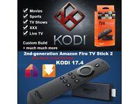 Amazon fire tv stick 2nd generation.