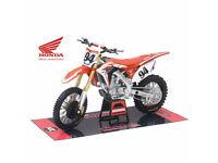 Honda CRF 450R HRC Ken Roczen Nr 94 Supercross-WM Enduro 1//6 New Ray Modell Moto