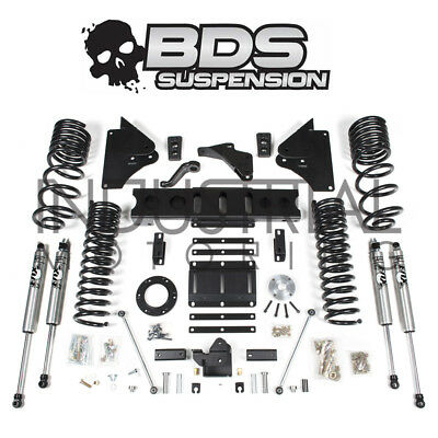 BDS SUSPENSION 2014-2018 DODGE RAM 2500 4WD 6 INCH LIFT KIT WITH FOX SHOCKS