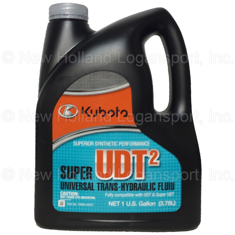 Kubota 1 Gal Super UDT2 Transmission Fluid Part # 70000-40201
