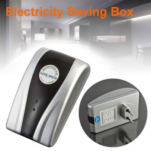Eco Watt365 Power Electricity Saving Energy Saver Box Save 30/% Device EU US UK