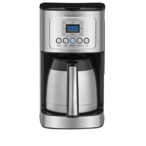 12 cup stainless steel programmable thermal coffee