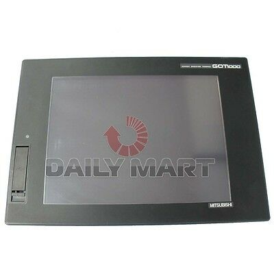 Mitsubishi Gt1675-vnba 10.4 Inches Touch Screen Tft Color Lcd Hmi Got 1000 New