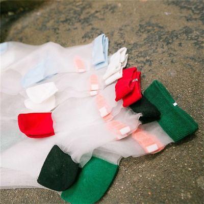 Stretch Harajuku Band Aid Crystal Short Lace Summer Art Socks - Aid Band
