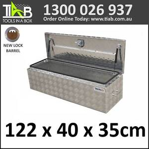 Aluminium Top Toolbox Truck Ute Trailer Camper Caravan 1243 Prestons Liverpool Area Preview