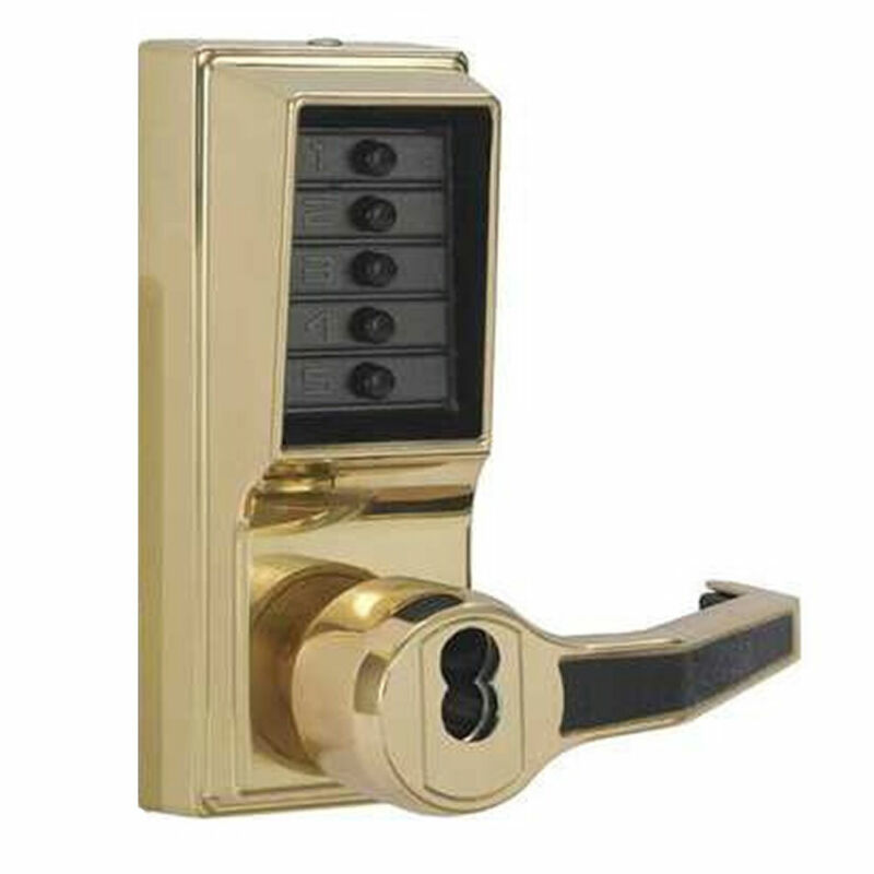 Kaba Simplex L1041 Lock PB LH (LL1041B-03-41)