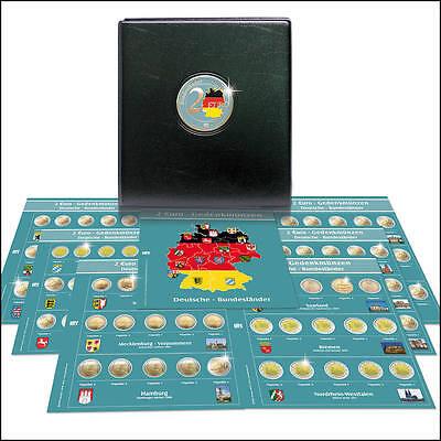 Safe 7345 Premium Münzen-Album 2 € Euro Bundesländer