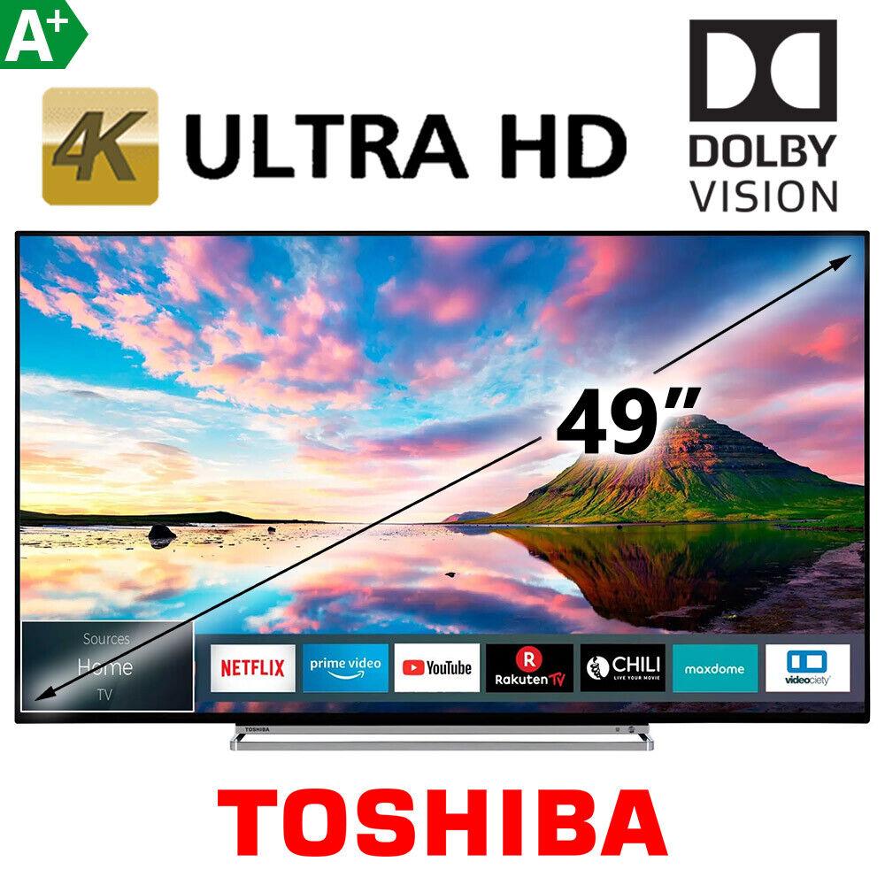 Fernseher A+ Toshiba 49