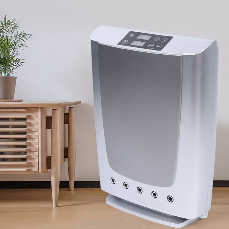 16W Plasma & Ozone Air Purifier Cleaner Filter to Remove Odor Dust Mold Smoke