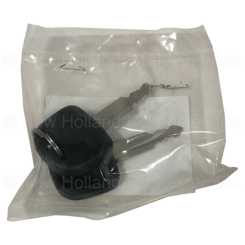 New Holland Ingnition Key Part # MT40266850