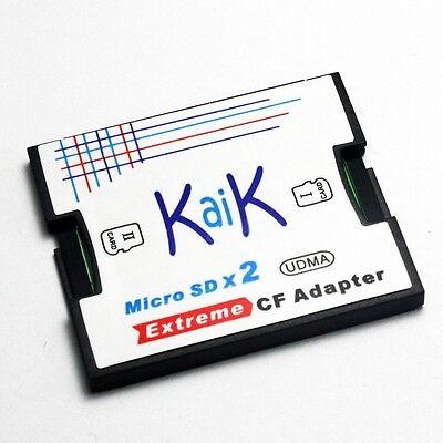 Устройства считывания карт Dual Slot MicroSDXC