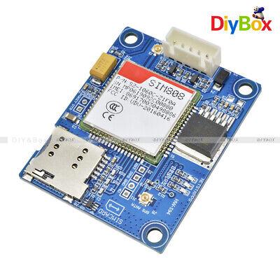Sim808 Development Board Gsm Gprs Gps Bluetooth Sms Module