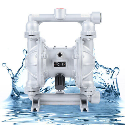 24 Gpm 115 Psi Air-operated Double Diaphragm Pump 1 Inlet Outlet 69m Max Head