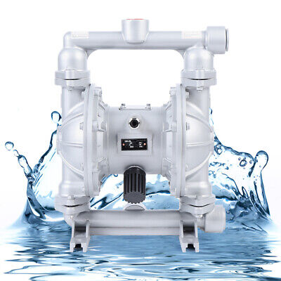 Air-operated Double Diaphragm Pump Pneumatic Membrane Pump 24gpm 1 Inletoutlet