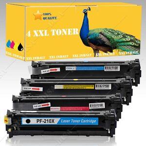 4x-NO-OEM-Toner-alternativa-para-HP-LASERJET-PRO200-color-M276-m276a-D25