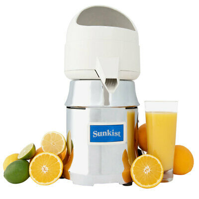 New Sunkist J1 Commercial Citrus Juicer J-1