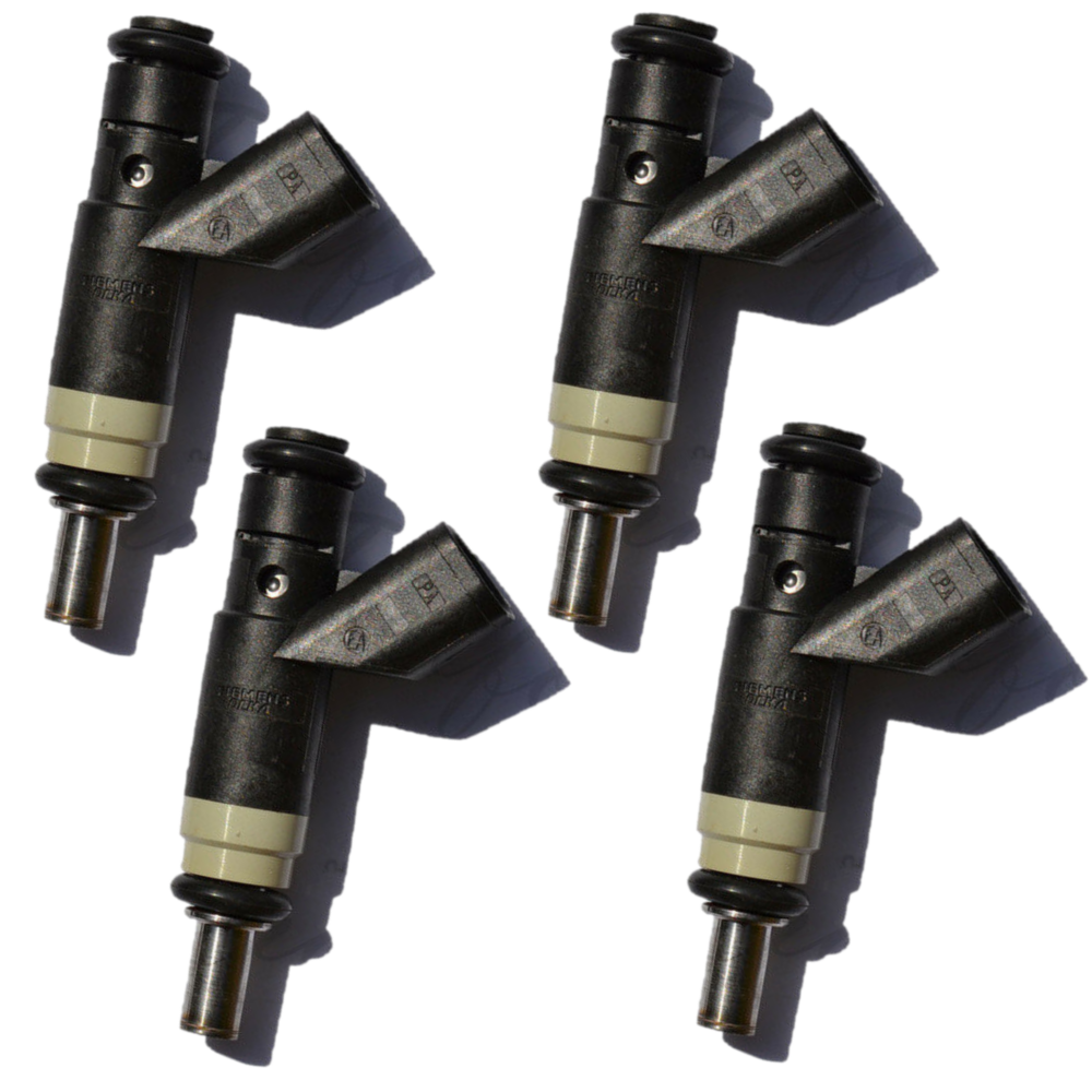1 OEM Siemens Fuel Injector 04891577AC Rebuilt by Master ASE Mechanic USA